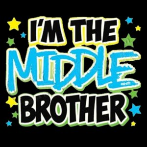 I m The Middle Brother