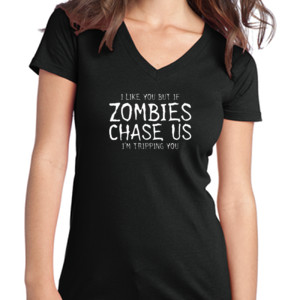 If Zombies Chase Us Juniors V