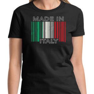 Made in Italy Ladies T