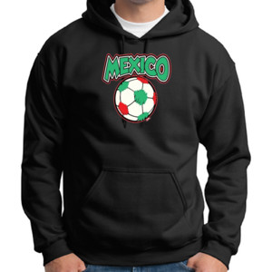 Mexico Soccer Hoodie