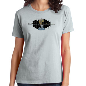 Cobra Grill - Ladies Soft Cotton T