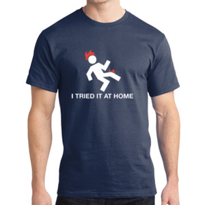 Try at Home - Adult Soft Cotton T