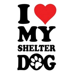Love Shelter Dogs