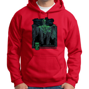 Zombie Lincoln Hoodie