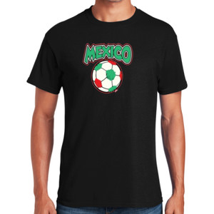 Mexico Soccer T-Shirt