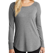 Ladies Long Sleeve Perfect Triblend