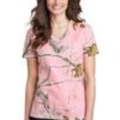 Ladies Realtree V Neck
