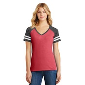 Ladies Game V Neck