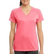 Ladies Premium Performance V Neck