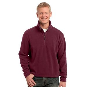 Adult 1/4 Zip Fleece Thumbnail