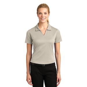 Ladies V Neck Polo Thumbnail