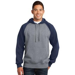 Adult Colorblock Sweatshirt Thumbnail