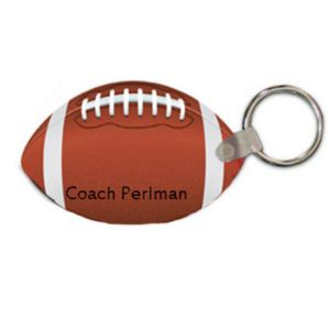 Football Key Ring (2-Sided) Thumbnail