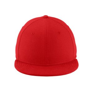 Youth New Era Flat Bill Snapback Hat Thumbnail