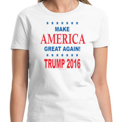 Trump 2016 Ladies T Thumbnail