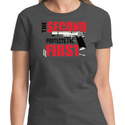 2nd Amendment Ladies T Thumbnail