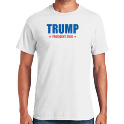 Trump for President T-Shirt Thumbnail