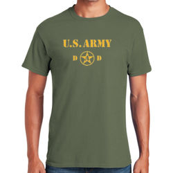 US Army Dad T-Shirt Thumbnail