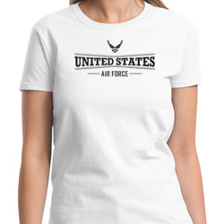 United States Air Force Ladies T Thumbnail