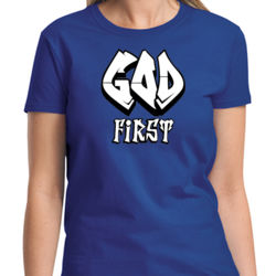 God First Ladies T Thumbnail