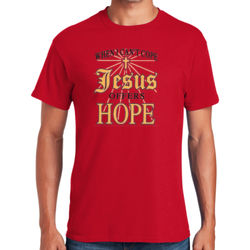 Jesus Offers Hope T-Shirt Thumbnail