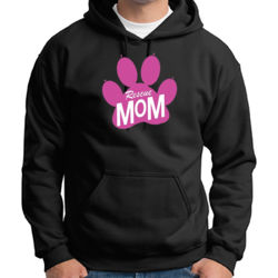 Rescue Mom - Adult 50/50 Blend Hoodie Thumbnail