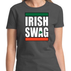 Irish Swag Ladies T Thumbnail