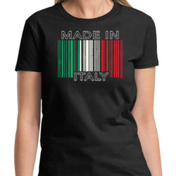 Made in Italy Ladies T Thumbnail