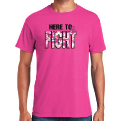 Here to Fight T-Shirt Thumbnail