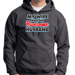Awesome Husband Hoodie Thumbnail