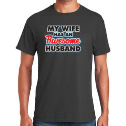Awesome Husband T-Shirt Thumbnail