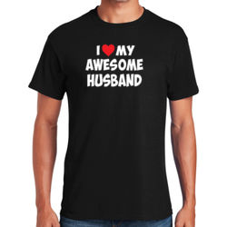 Love My Husband T-Shirt Thumbnail