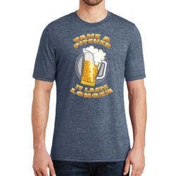 Take a Pitcher - Adult Soft Tri-Blend T Thumbnail