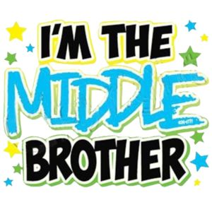 I m The Middle Brother Thumbnail