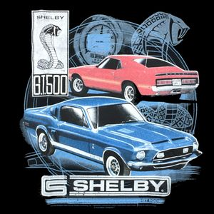 Old Shelby GT500 Thumbnail