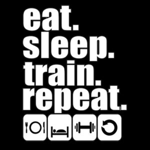Train   Repeat