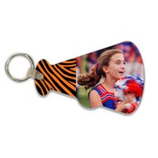 Megaphone Key Ring (2-Sided)