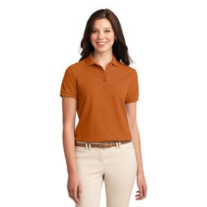 Ladies Silk Touch Polo Thumbnail