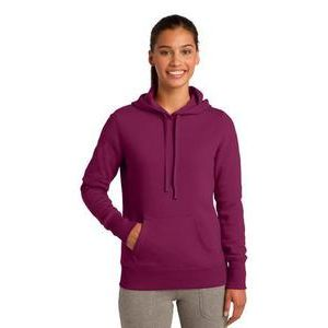 Ladies Hooded Sweatshirt Thumbnail
