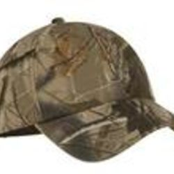 Adult Camo Washed Cap Thumbnail