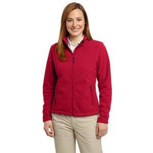 Ladies Fleece Jacket Thumbnail