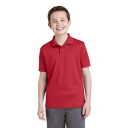 Youth RacerMesh Polo Thumbnail