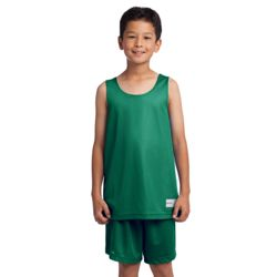Youth Mesh Reversible Tank Thumbnail
