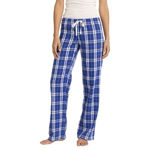 Juniors Flannel Plaid Pant Thumbnail