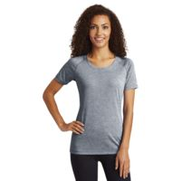 Ladies Performance TriBlend Raglan T-Shirt Thumbnail