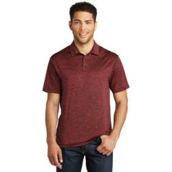 Adult Electric Heather Polo Thumbnail