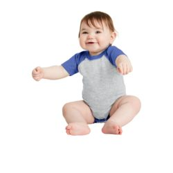 Infant Baseball Jersey Bodysuit Thumbnail