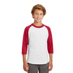 Youth 3/4 Baseball T-Shirt Thumbnail