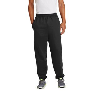 Adult Sweatpants W/ Pockets (Cuffed Bottom) Thumbnail