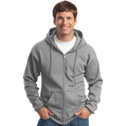 Adult Full Zip Hooded Sweatshirt Thumbnail